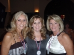 Kim Wesley, Allison Warren and Cindy Landrum